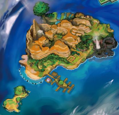 「ポニ島」の画像検索結果